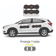 Protetor De Porta Magnético Para Carros Shields - Largo C/ 2