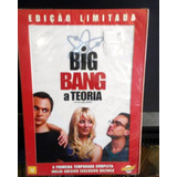 Box - The Big Bang Theory - 1º Temporada - Edição Limitada