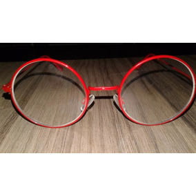 Oculo Redondo John Lennon Vermelho - Óculos em Ceará no Mercado ... e5c0905ebf