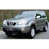 Manual Del Propietario Nissan X-trail 2011 Pdf