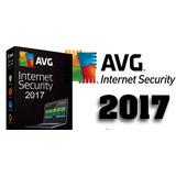 Avg Internet Security 2017 Licencia Para 1 Pc X 2 Años