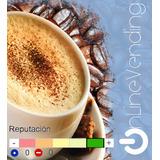 2kg Chocolate + 2 Capuchino Vainilla Vending Despacho Gratis