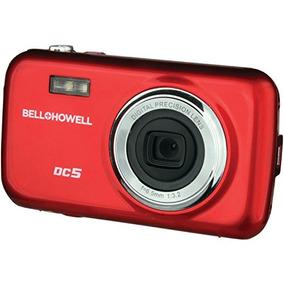 Bell+howell Dc5-r 5mp Cámara Digital Con 1.8-inch Lcd (rojo)