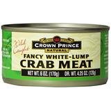 Príncipe De La Corona, Blanco De Lujo Lump La Carne De Cangr