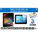 Nueva Tableta Zte K97 10 Wifi + 3g + Obsequio Estuche
