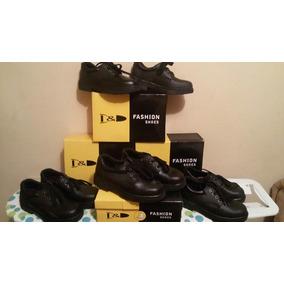 Botas De Seguridad Fashion Shoes Unisex, Solo Nro. 39