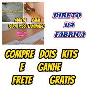 Manta Acrilica 2mm P/piso Laminado Ou Embalagens Kit C/30mt²