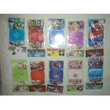 Targetas De Invitacion X10 Disney Fiesta Infantil Variadas