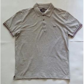 1b607d5da5 Camisa Polo Sommer Cinza Frisos 02531543 Masculina Original