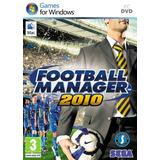 Football Manager 2010 Pc Físico Original!!
