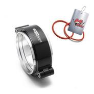 Abraçadeira V-band 2,5   Para Pressurização Aluminio - Epman