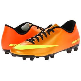 Tacos Nike Mercurial Vortex Fg Oro 573873-778 Johnsonshoes