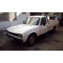 Peugeot 504 Pick Up Diesel
