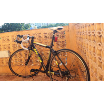 Bike Speed Road Pro Aleoca St2300 16v Alumínio + Acessórios