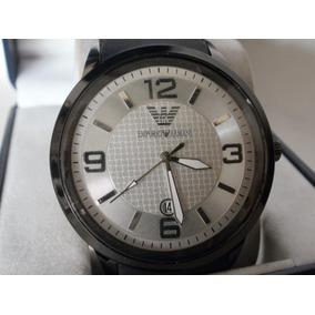 Elegante Reloj Emporio Armani Con Fechador Y Reloj Gratis ¡¡