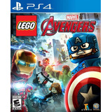 Juego Lego: Marvels Avengers Arg Ps4