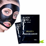 Mascarilla Negra Pilaten Ideal Puntos Negros Pack X10 Unid