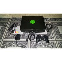 Xbox 1º Geração Completo Funcionando Mas Leia Bem Em Obs.