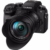 Panasonic Lumix G7 14-42 1a.linha Eua+kit200 5 Dias