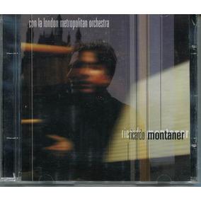 Ricardo Montaner Con La London Metropolitan Orchesta. Cd
