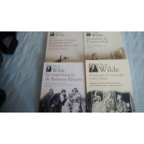 El Fantasma De Canterville / Oscar Wilde / Paquete 4 Libros