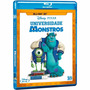 Blu-ray 3d - Universidade Monstros - Monsters University