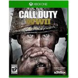 Call Of Duty: Wwii - Xbox One - Mídia Digital Offline
