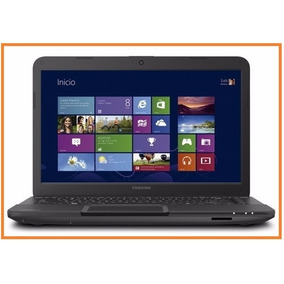 Notebook Toshiba Intel Celeron / 15 / 4 Gb Ram / 500 Gb Hd