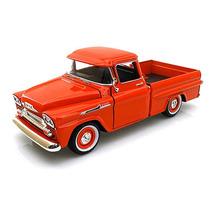 Motor Max 1:24 Display 1958 Chevrolet Apache Fleetside Picku