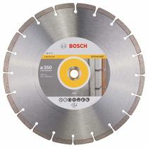 Disco De Diamante Profesional Segmentado Bosch 14 Universal