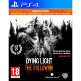 Dying Light The Following Ps4 Digital Garantia Tenelo Ya
