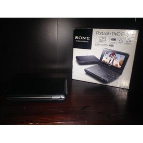 Dvd Portatil Sony Dvp-fx750 (cargador Para Auto)