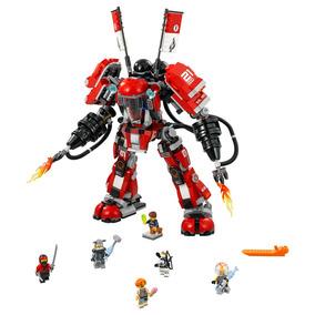 Lego Ninjago - Robô De Fogo