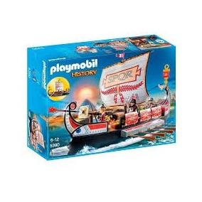 Playmobil - History - Navio Romano - 5390 - Sunny