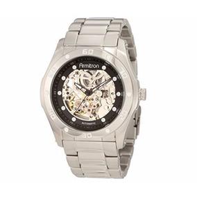Reloj Armitron Plateado Acero Inoxidable Nuevo Original