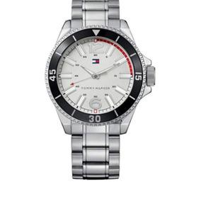 Relógio Tommy Branco Usa