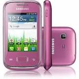 Samsung Galaxy Pocket Gt S5301 Rosados Nuevos Gtia +regalo