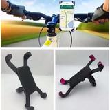 Soporte De Celular Para Bicicleta Y Moto, Girable