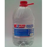 Água Destilada Para Autoclave Ssplus 5l