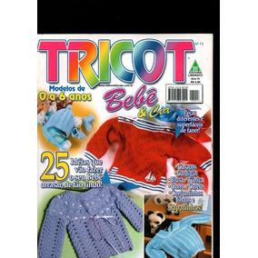 Revista Tricot Modelos De 0 A 6 Anos,25i Déias Nº 13 /2003