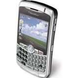 Smartphone Blackberry 8310 Prata Desbloqueado Seminovo