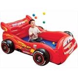 Piscina Bolinhas Carros Bebês Inflável Brinquedos - 48668