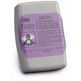 Filtro 3m 7093 P 100 Proteccion Respiratoria Particulas X 2