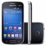 Celular Samsung Galaxy Trend Lite Duos S7392 Preto Seminovo
