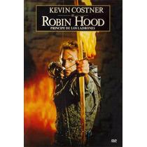 Robin Hood El Principe De Los Ladrones Kevin