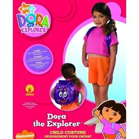 Disfraz Niño Dora La Exploradora Sensaciones De Halloween D