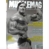 Revista De Colección De Arnold Schuarzenegger Mr Olympia