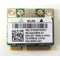 Placa Wireless C2 Notebook Dell Inspiron N4030 (218)