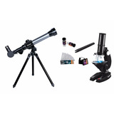 Kit Microscopio Y Telescopio Vivitar. Oferta Exclusiva
