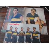 Revista Estadio Everton 1951, 1951, 1953